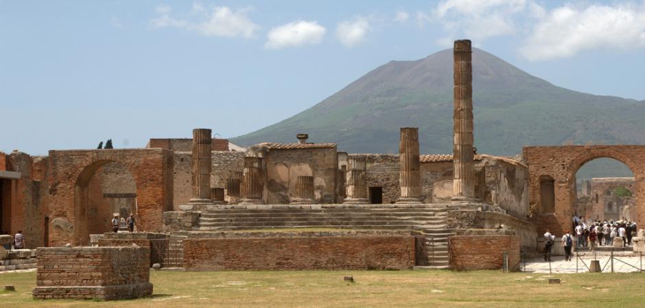 Escursioni -  Pompei, Ercolano e il Vesuvio