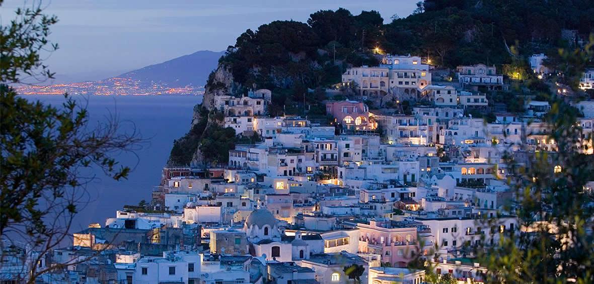 Offres speciales - Dans Capri de Sorrento
