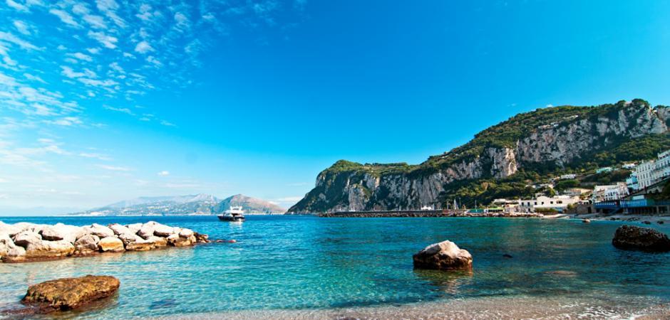 Servizi - Escursione a Capri
